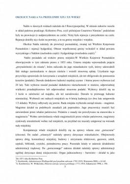 Publikacja Historia administracji w Gminie Naklo nad Notecia strona 3
