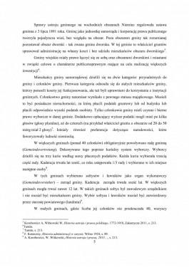 Publikacja Historia administracji w Gminie Naklo nad Notecia strona 5