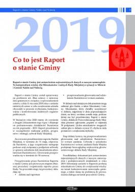 Raport o stanie Gminy Nakło 2019 strona 3